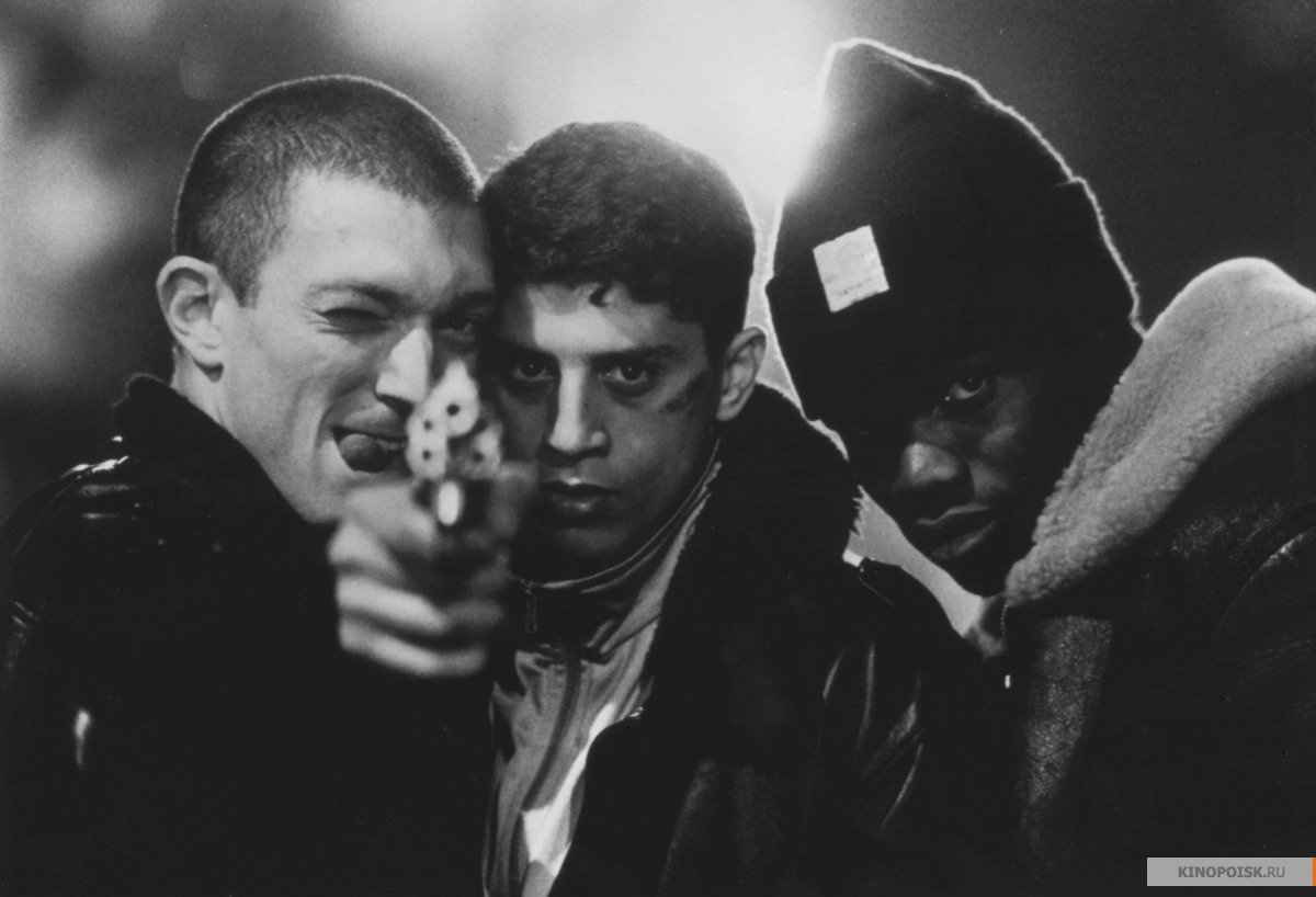 La Haine (with Live Score by Asian Dub Foundation) TBC