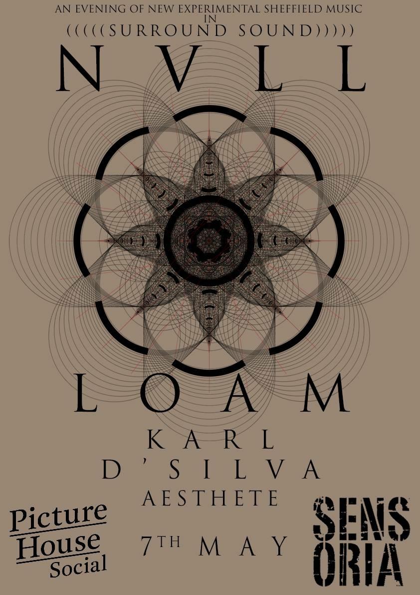 NVLL / LOAM / Karl D'Silva /  Aesthete