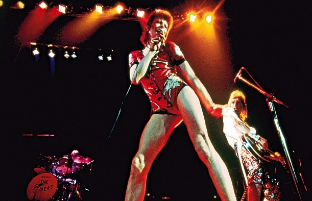 MICK RONSON, ZIGGY AND THE SPIDERS FROM MARS - DOUBLE BILL SCREENING + Q&A WITH WOODY WOODMANSEY * SOLD OUT *