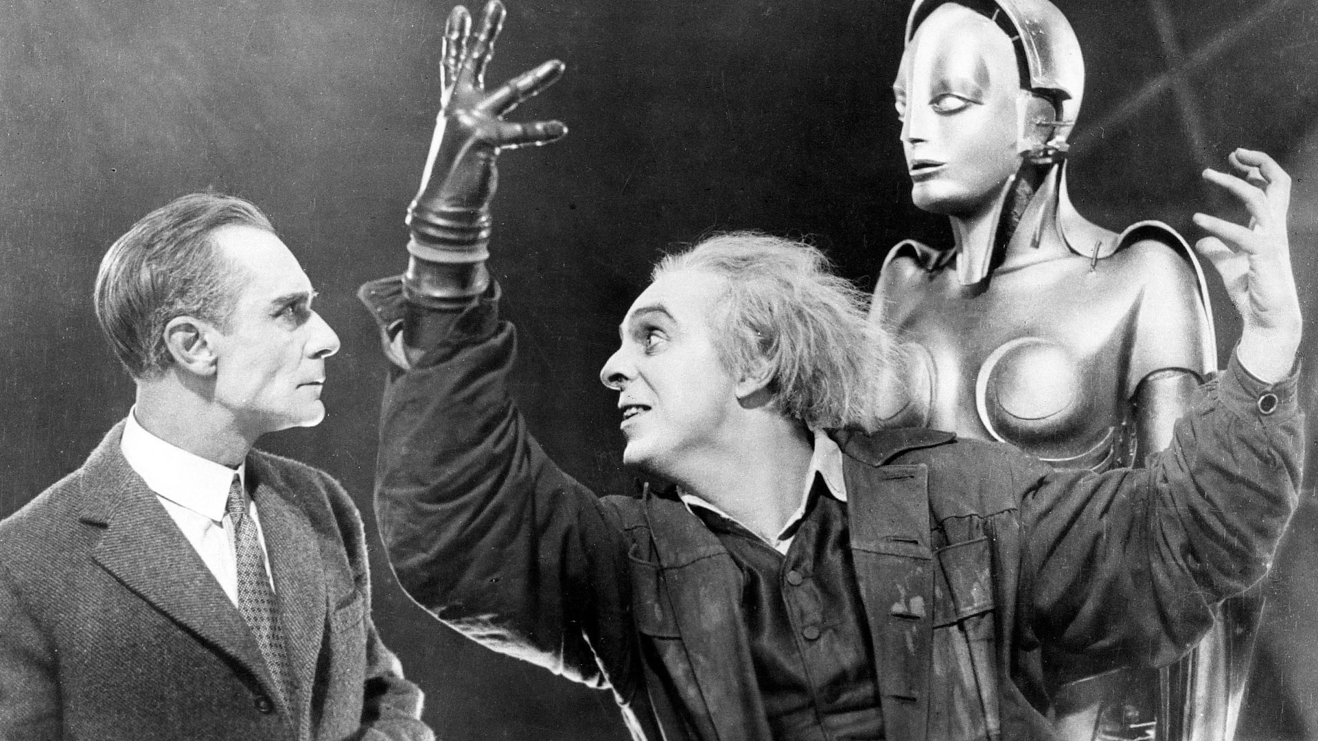 Factory Floor live soundtrack to Fritz Lang's Metropolis *SOLD OUT*