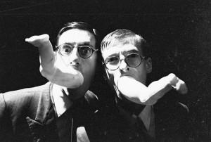 Graeme Miller & Steve Shill