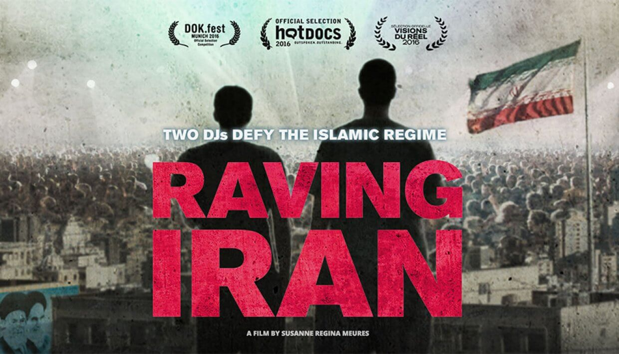 Raving Iran (18) *SOLD OUT*