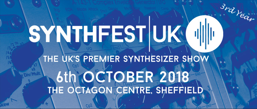 SYNTHFEST UK 2018