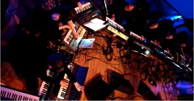 WILL GREGORY MOOG ENSEMBLE