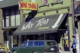 INDUSTRIAL ACCIDENT: THE STORY OF WAX TRAX! RECORDS (18) Northern Premiere