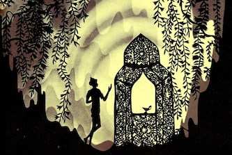 THE ADVENTURES OF PRINCE ACHMED (U) with LIVE SCORE