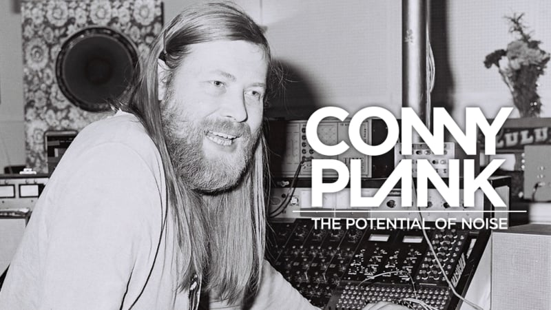 CONNY PLANK: THE POTENTIAL OF NOISE + Q&A