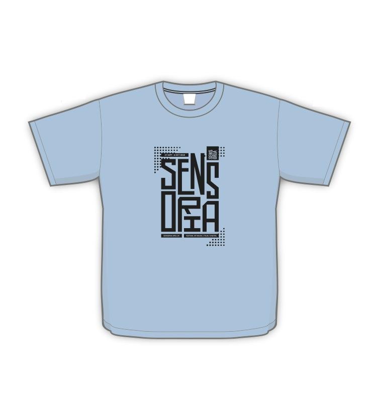 Sensoria Sky Blue T-Shirt