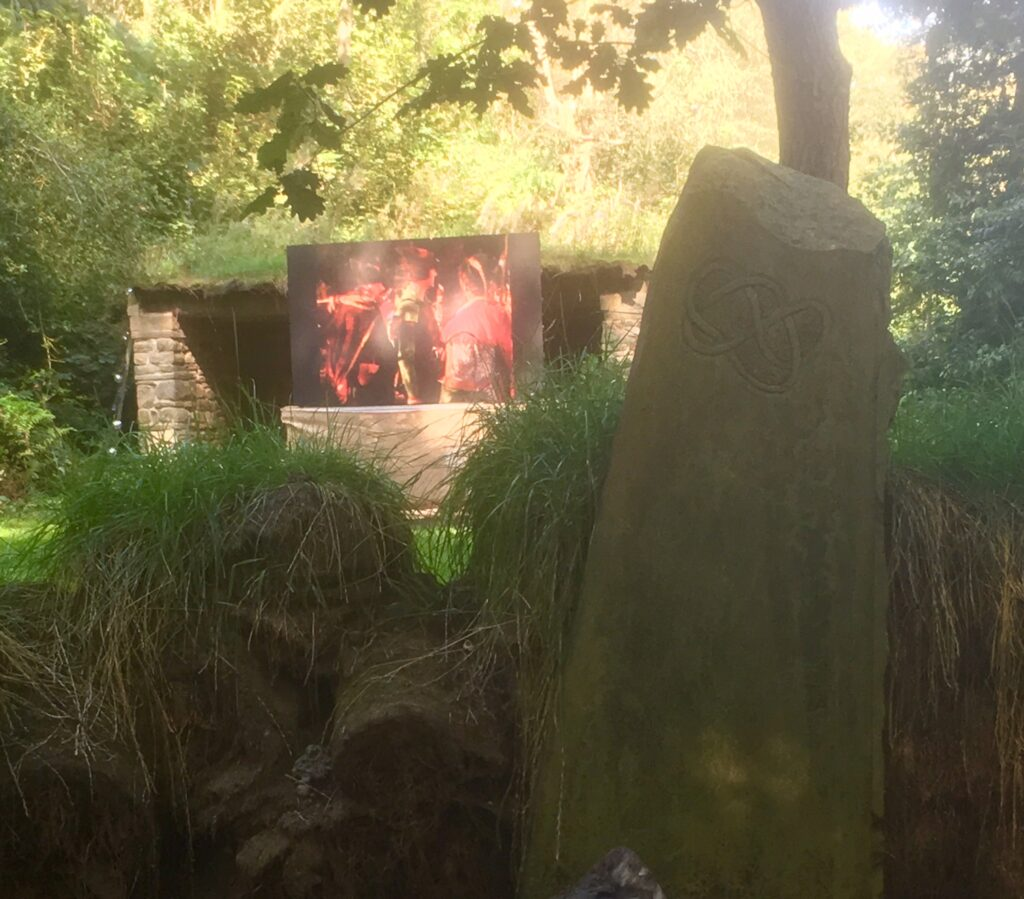 Robin of Loxley Screening and Stone